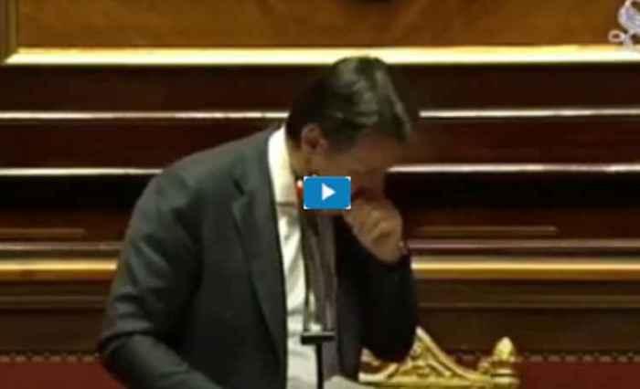 video conte senato
