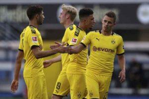 George Floyde – Anche in Bundesliga si grida giustizia
