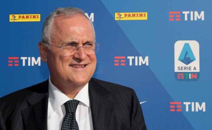 Indagine Lazio – Ispettori FIGC a colloquio con Lotito