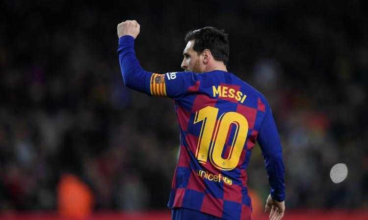 """Barcellona, Messi: """"Dopo il Coronavirus il calcio non sarà lo stesso"""""""