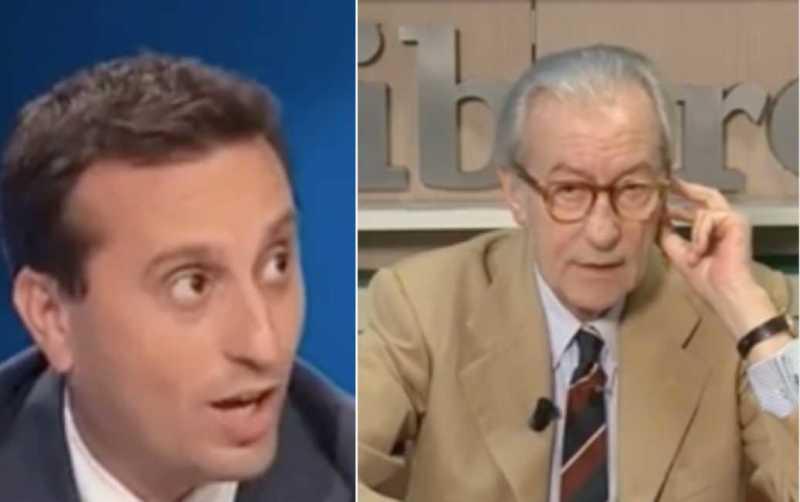 David Parenzo contro Feltri e Twitter diventa un ring