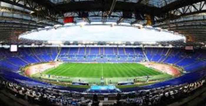 Coppa Italia, Napoli-Juventus: sugli spalti dell'Olimpico spunta una novità