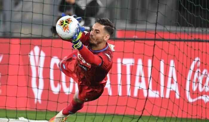 Benevento-Napoli, probabili formazioni: ancora fiducia a Meret