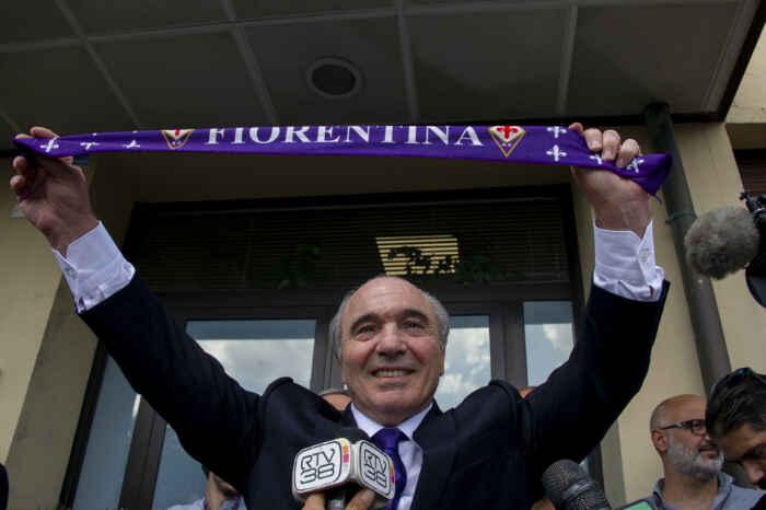 """Il presidente della Fiorentina Commisso su Chiesa: """"Nessuno merita questo, neanche mi ha telefonato"""""""