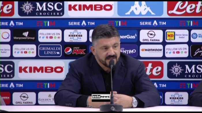 Conferenza Gattuso