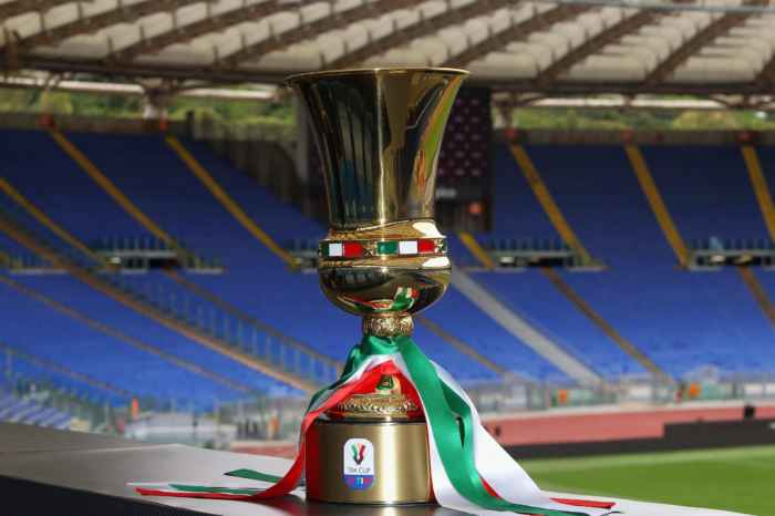 UFFICIALE – Coppa Italia, supplementari aboliti: rigori in caso di parità