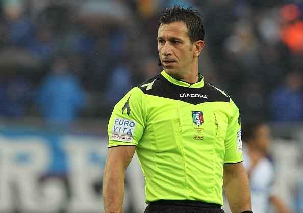 UFFICIALE – Napoli-Juventus sarà diretta da Doveri. Le statistiche con gli azzurri
