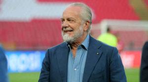 """Napoli, De Laurentiis: """"Con Ancelotti ho sbagliato ma non mi"""