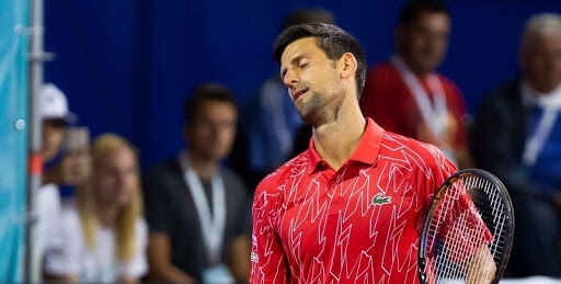 Ultim'ora – Novak Djokovicpositivo al coronavirus: contagiati anche altri tennisti