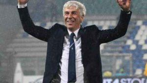 """Atalanta, Gasperini:""""Scudetto? Ci sono anche Milan e Napoli"""