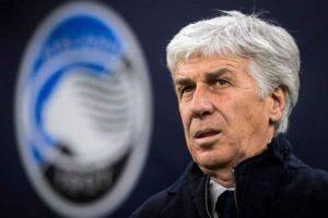 """Atalanta, Gasperini: """"3 punti e tagliamo fuori il Napoli, de"""