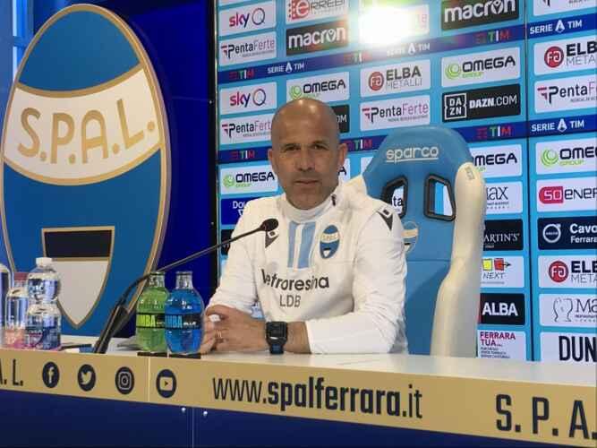 """Spal, Gigi Di Biagio: """"Sono contento della prestazione, il Napoli tra le migliori d'Europa"""""""