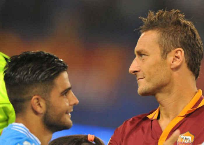 Francesco Totti perde il Rolex e lascia il numero di telefono sui social