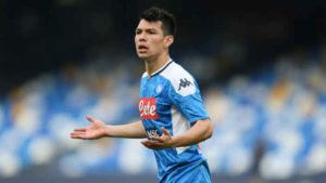 Lozano verso l'addio, tre club della Liga sul messicano