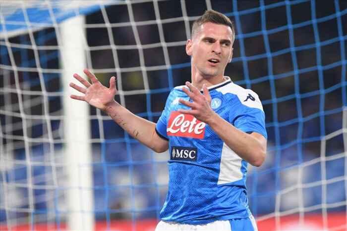 Calciomercato – Napoli, per Milik c'è una nuova pretendente inglese