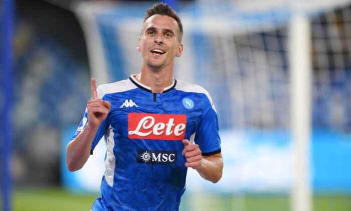 Calciomercato Napoli, Milik andrà via: fissato il suo prezzo