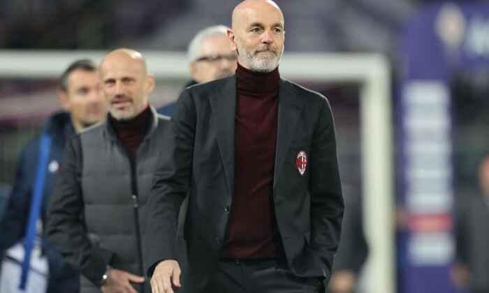 """Napoli-Milan, Pioli: """"Che lavoro di Gattuso, faremo una grande gara!"""""""