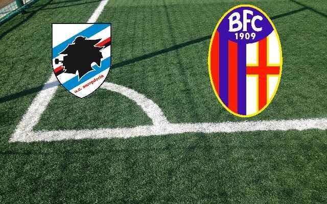 Sampdoria-Bologna, streaming e tv: dove vedere la 8a giornata di Serie A