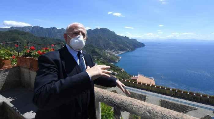 Ufficiale-Nuova ordinanza della Regione Campania, controlli per chi proviene dal Nord