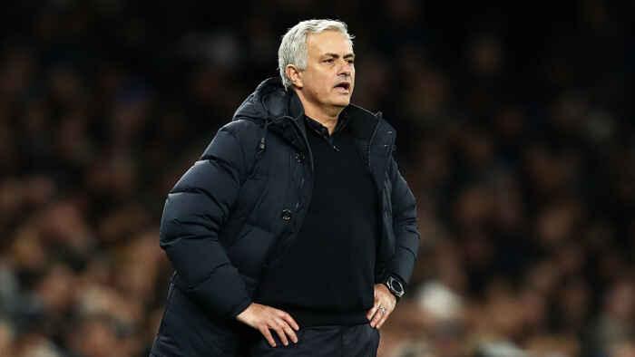 """Mourinho tuona: """"Derby deciso dall'arbitro!"""""""