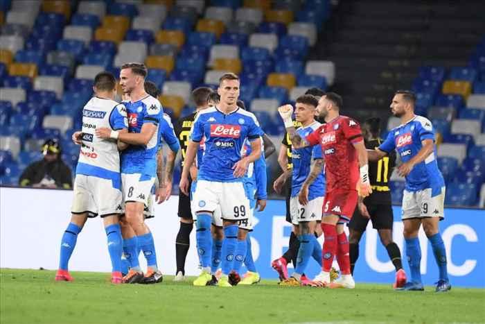 Napoli e le principali prospettive per il finale di stagione