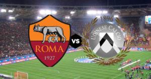 Roma Udinese, streaming e tv: dove vedere la 29a giornata di