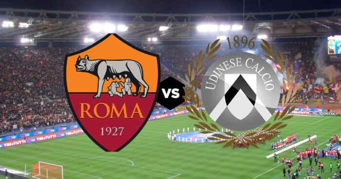 Roma-Udinese, streaming e tv: dove vedere la 29a giornata di Serie A