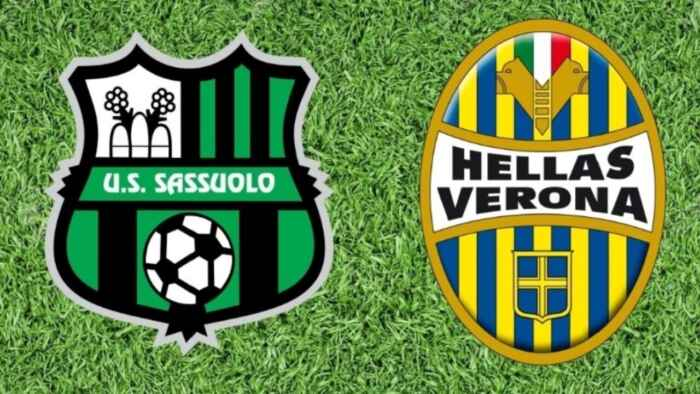 sassuolo verona streaming