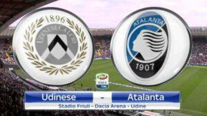 Udinese Atalanta, streaming e tv: dove vedere la 10a giornata di Serie A