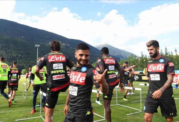 Napoli, il report dell'allenamento odierno: Allan in gruppo, Ospina in parte