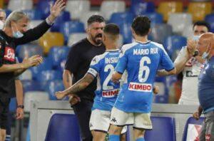 Napoli Milan, piccola rivoluzione per Rino Gattuso rispetto