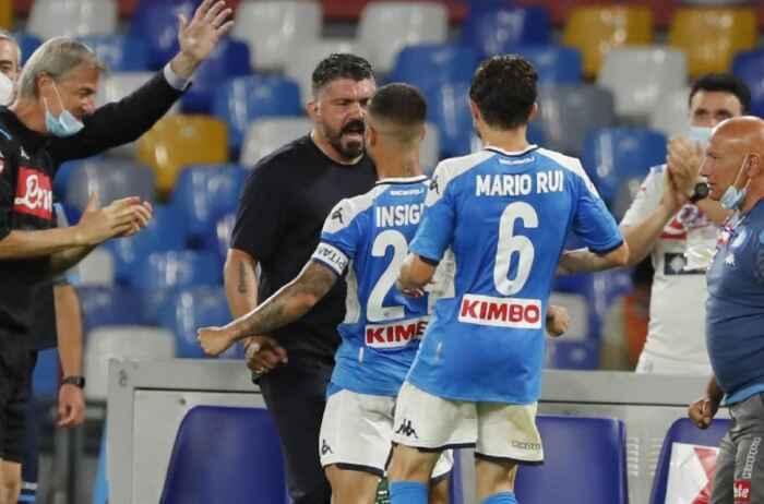 Genoa-Napoli, report e convocati di Gattuso per la trasferta a Marassi