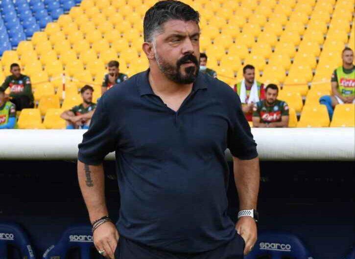 Gattuso, ancora turnover: 8 cambi per la gara con l'Inter
