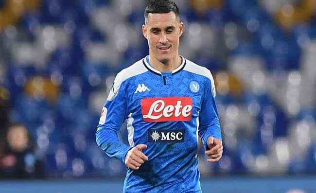 Calciomercato, Callejon può andare al Benevento