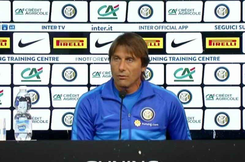 """Conte si scaglia contro l'Inter: """"Io ci metto la faccia, ma fino a un certo punto!"""""""