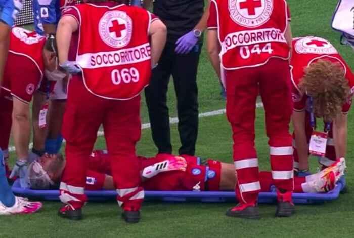 SSC Napoli: le condizioni di Ospina. Il report dell'allenamento