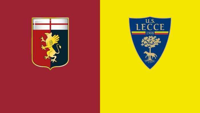 Genoa-Lecce, streaming e tv: dove vedere la 34a giornata di Serie A