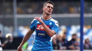 Calciomercato – L'Everton fa sul serio per Milik ma un altro club non molla il polacco