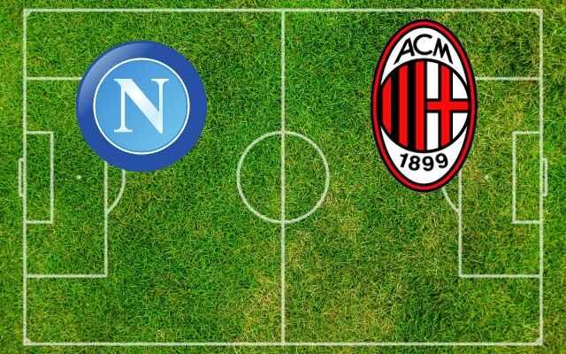 Napoli-Milan, streaming e tv: come seguire la 8a giornata di Serie A
