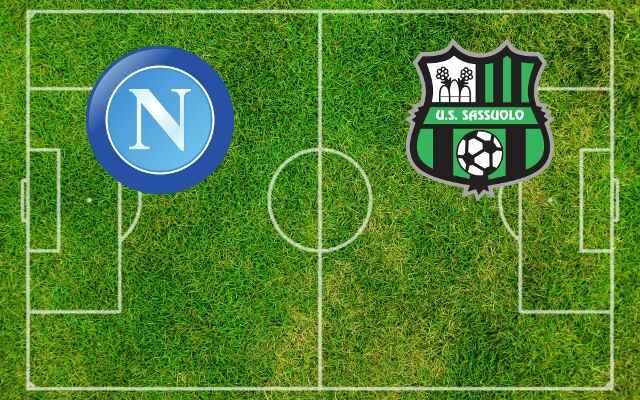 Napoli-Sassuolo, streaming e tv: dove vedere la 36a giornata di Serie A