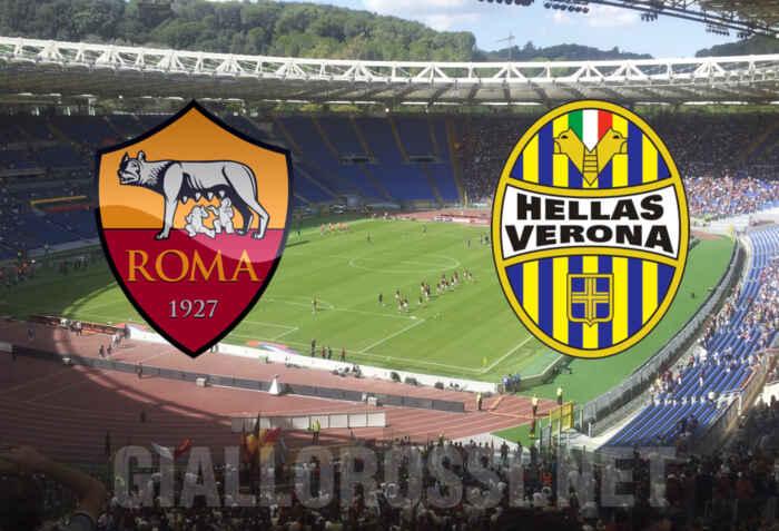 Roma-Verona, streaming e tv: dove vedere la 33a giornata di Serie A