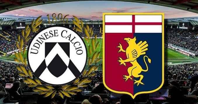 Udinese-Genoa, streaming e tv: dove vedere la 8a giornata di Serie A