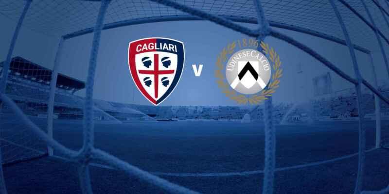 Cagliari-Udinese, streaming e tv: dove vedere la 36a giornata di Serie A