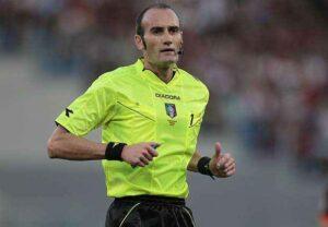 """L'ex arbitro Russo: """"Il rigore dato al Milan è inesistente."""
