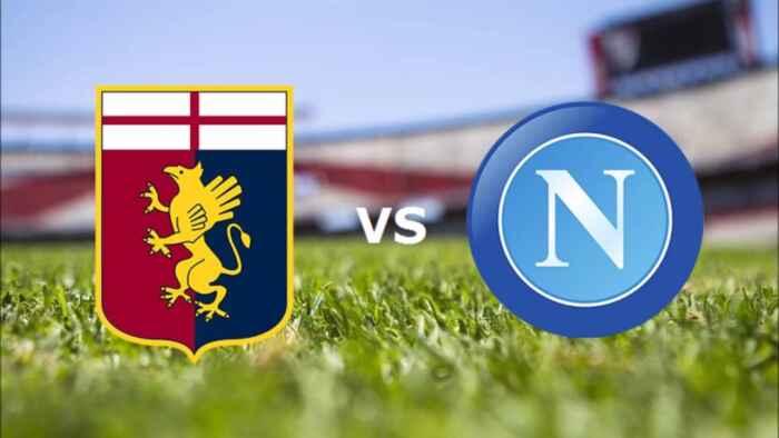 Genoa-Napoli, streaming e tv: dove vedere la 31a giornata di Serie A