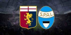Genoa Spal, streaming e tv: dove vedere la 32a giornata di S