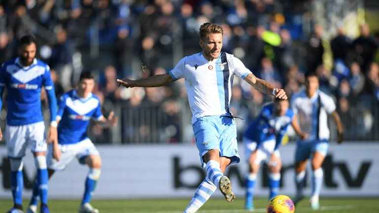 Lazio-Brescia, streaming e tv: dove vedere la 37a giornata di Serie A
