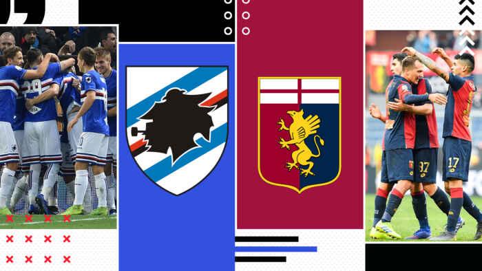 Sampdoria-Genoa, streaming e tv: dove vedere la 35a giornata di Serie A