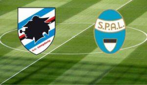 Sampdoria Spal, streaming e tv: dove vedere la 30a giornata