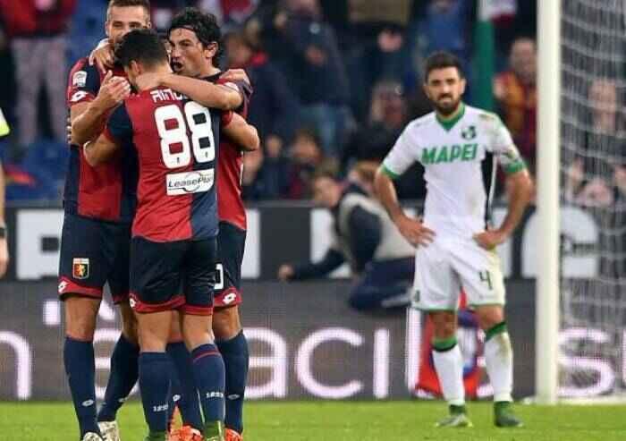 Sassuolo-Genoa, streaming e tv: dove vedere la 37a giornata di Serie A
